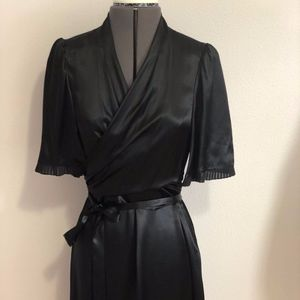 BCBG Max Azria Kimono Sleeve Cocktail Dress